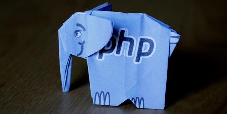 Origami Elephant PHP