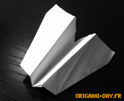 Origami Triplane