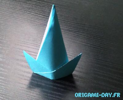 Origami Chapeau Pointu