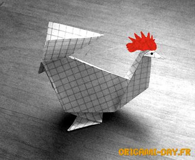 Origami Coq