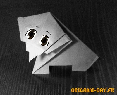 Origami Eléphant