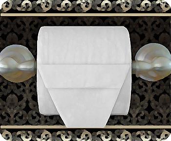 Origami papier toilette #3