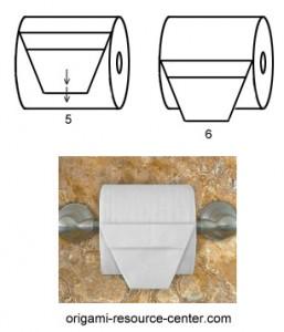 origami-toilet-papier-panier-2