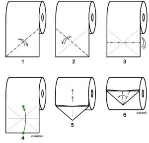 origami-toilette-papier-grue-1