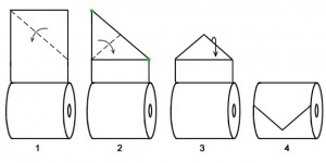 origami-toilette-papier-triangle-1